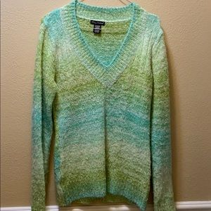 Body central soft sweater